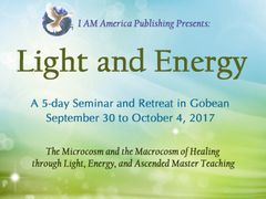 Light and energy seminar sponsored by I AM America