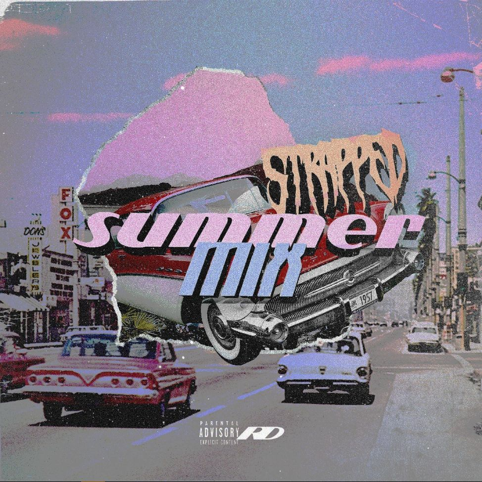 We have released our Summer Mix on SoundCloud!