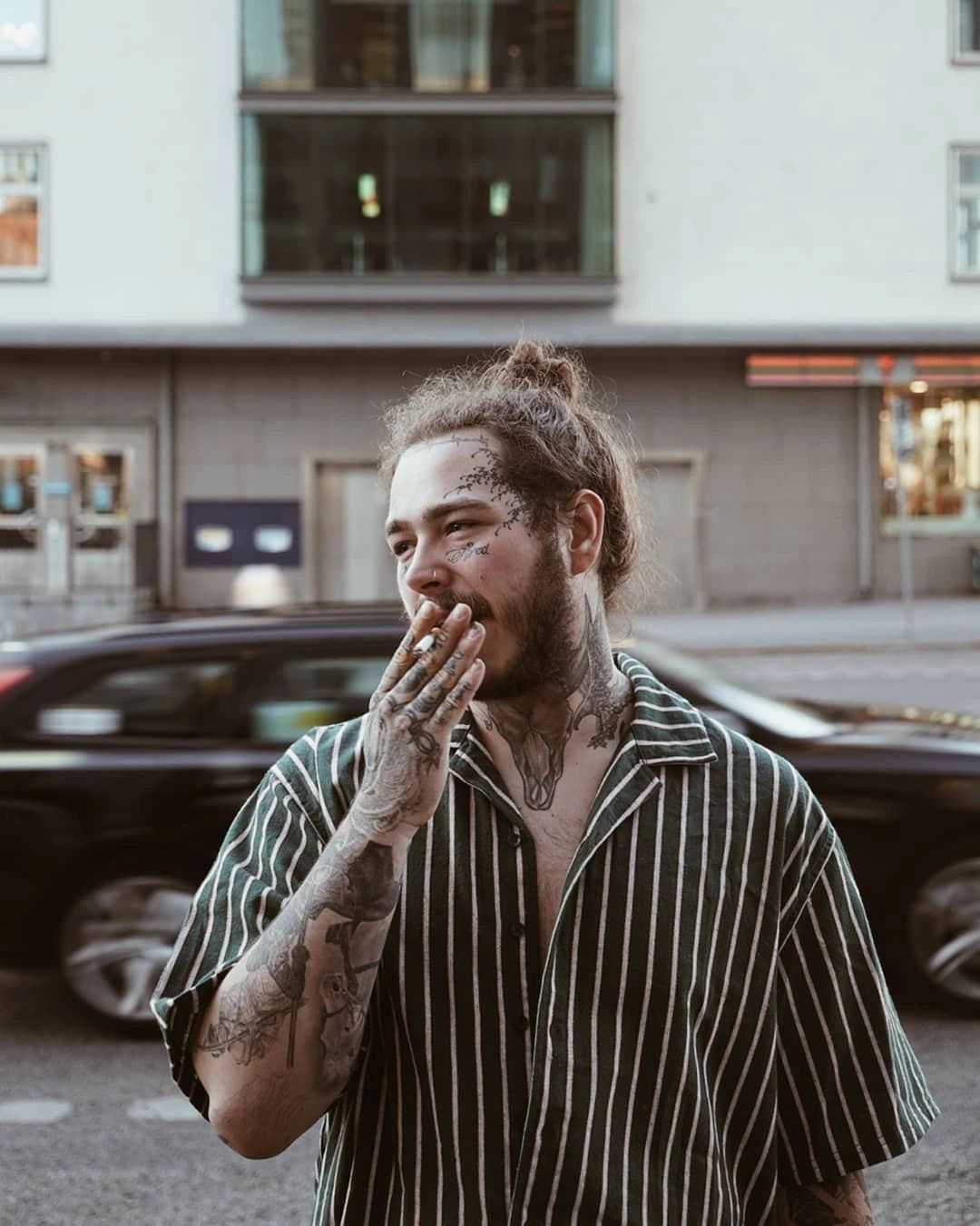 Post Malone releases song