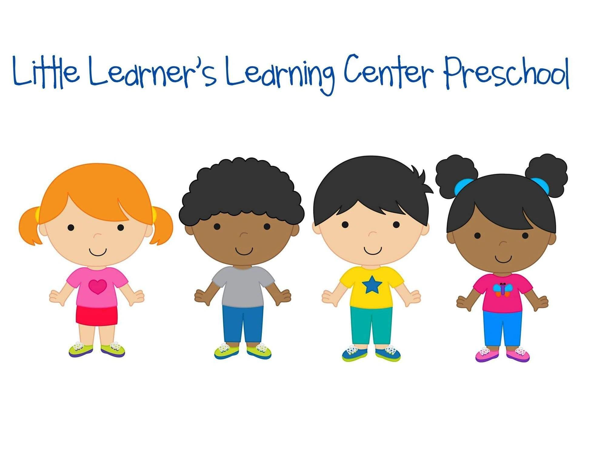 Logo for Little Learner's Learning Center