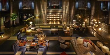 NEW YORK CITY HOTEL PARAMOUNT BOUTIQUE