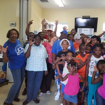 Happy residents in Hollywood, Florida because of CEC