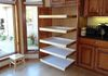 Wide Pantry Shelves Conversion
