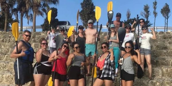 Group Paddle Tours and Classes