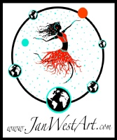 Jan West Art