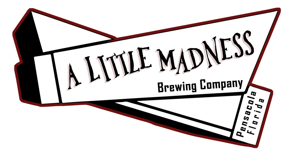 A Little Madness Brewing Company logo