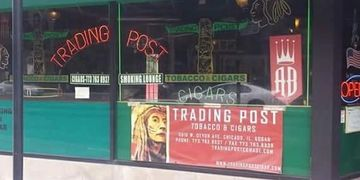 TRADING POST TOBACCO AND CIGARS CHICAGOPOST