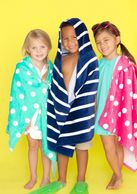 Kids Hooded Towels Personalized Hooded Towel