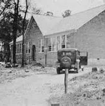 Cape Charles Colored Elementary School, Rosenwald