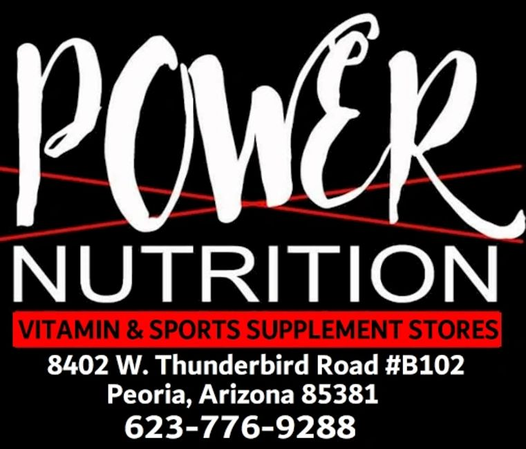 Power Nutrition; recommended by Hollywood Yates