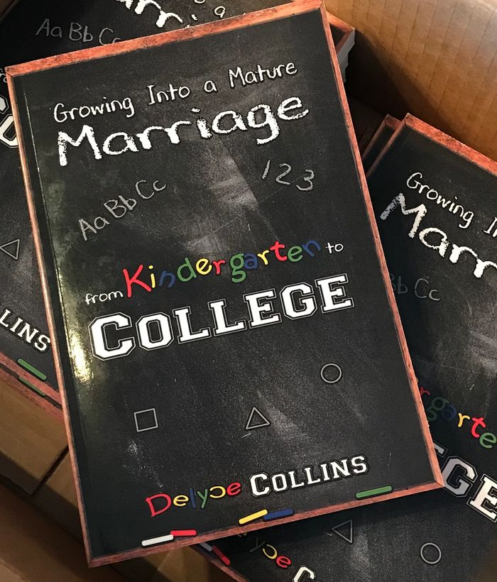 Growing Into A Mature Marriage from Kindergarten to College