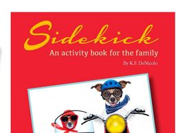 Sidekick: An Activity Book for the Familiy. By K. F. DeNicolo