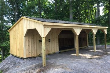 Animal Shelters Wood Naturally