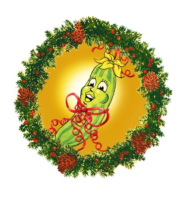 Pennie, The Christmas Pickle