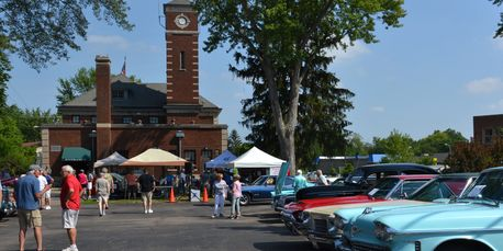 Royal Oak Historical Society 7th Annual Car Show
