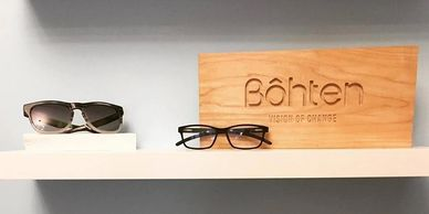 Photo: Bohten Frames for Adults sold only at STR8eyes in Kingston.