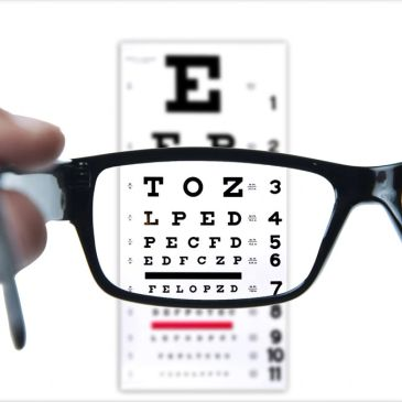 An annual eye exam is your best defense to your overal health.