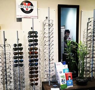 We sell many brands of frames from Aspire to Etnia Barcalona at STR8eyes Vision Care in KIngston.