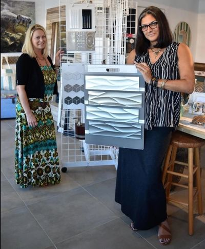 Sondra Okada & Jennifer Strohl, Owners of Coastal Life Design