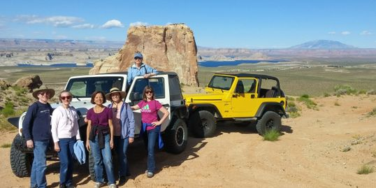 Mountain Top Jeep Tour