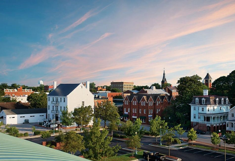 Historic Downtown New Bern