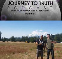 Journey To Truth Podcast Co-Hosts, Tyler Kiwala and Aaron Kuhn