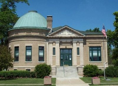 Paxton Carnegie Library will close beginning Wednesday, March 18, 2020 until further notice.
