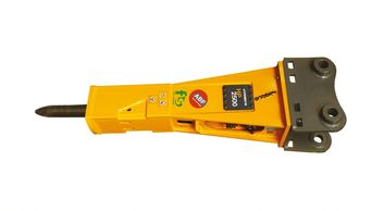 breaker hire for diggers  joinpoint  plant hire  midlands