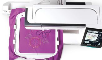 Quiltmaker Memory Craft 15000 Janome
