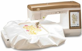 Baby Lock Unity Sewing and Embroidery Machine with 7x12 Hoop.  Needle Beam, Robinson Sew & Vac.
