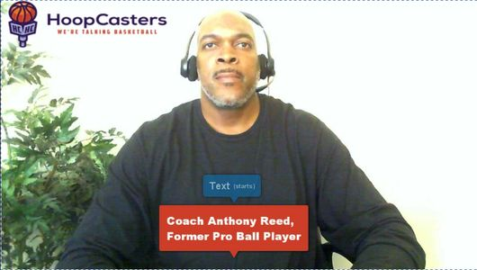 Coach Anthony Reed, free class, basketball I. Q., HoopSkills I. Q. youth basketball , parenting tips