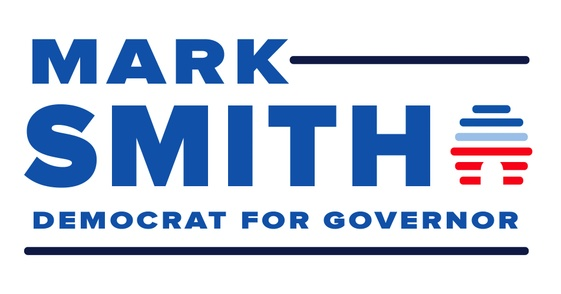 Mark america smith Democratic candidate for utah governor