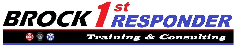 Brock 1st Responder Training & Consulting
