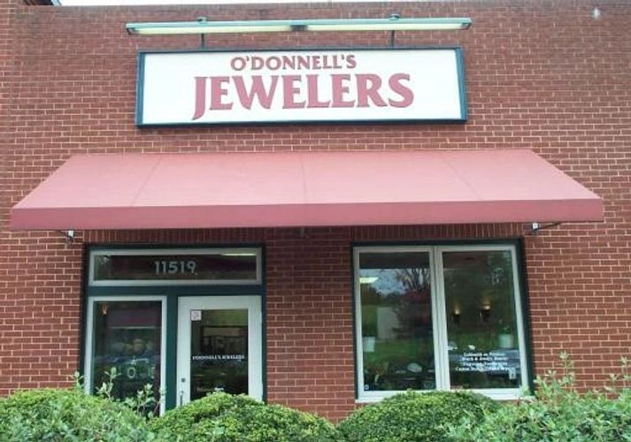 O'Donnells Jewelers  full service goldsmith on site .Ring sizing watch batteries  watch sizing