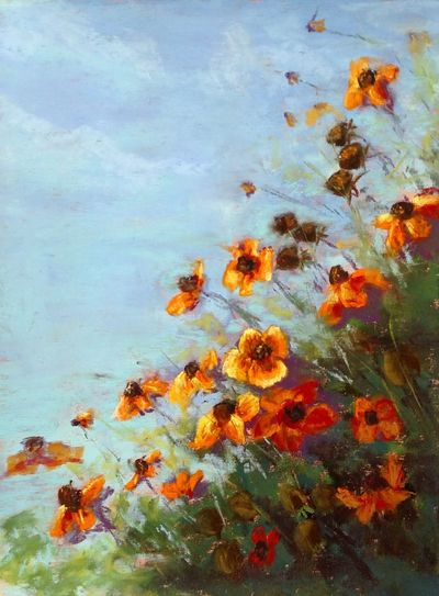 """Dancing Susans"", Esther Jones"
