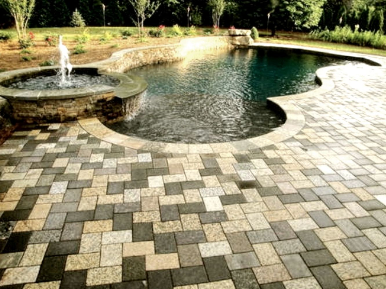 Granite Pavers, Granite Splitstone