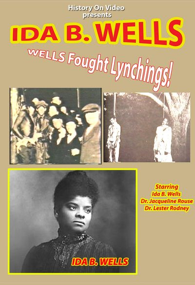 Ida B. Wells faced death threats daily for fighting against lynchings of Black men!