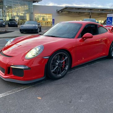 2012 Porsche GT3 Enclosed shipping from Ohio to Florida provided by Motocarriers Transport