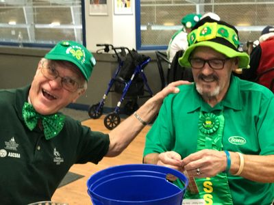 AGM, St. Patrick's Day & Season End Rink Party