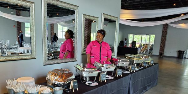 caterers, chefs, bbq, atlanta, party