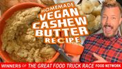 VEGAN CASHEW BUTTER, MYSTIKKA MASALA FOOD TRUCK, ANDREW PETTKE, FREE RECIPES AND COOKING CLASSES