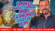SMOKED OLD FASHIONED, MYSTIKKA MASALA FOOD TRUCK, CHEF NAVIN, ANDREW PETTKE, FREE COCKTAIL RECIPES