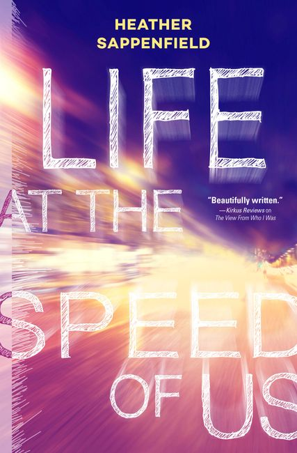 Life at the Speed of Us; Colorado Book Awards Finalist