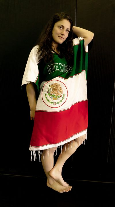 Lupita Godinez MMA fighter