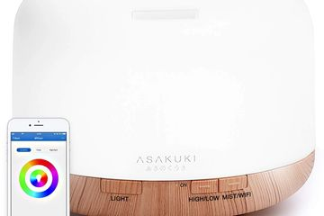 essential oil diffuser amazon echo alexa