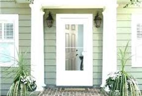 Doors and Storm Doors available at our lumber yard & hardware store.