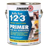 Wood primer and various leading paint products offered for sale