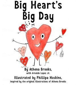 Children's picture book, Big Heart's Big Day