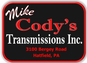 Mike Cody's Transmissions Inc.