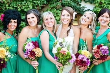 professional bridal party makeup artistry
